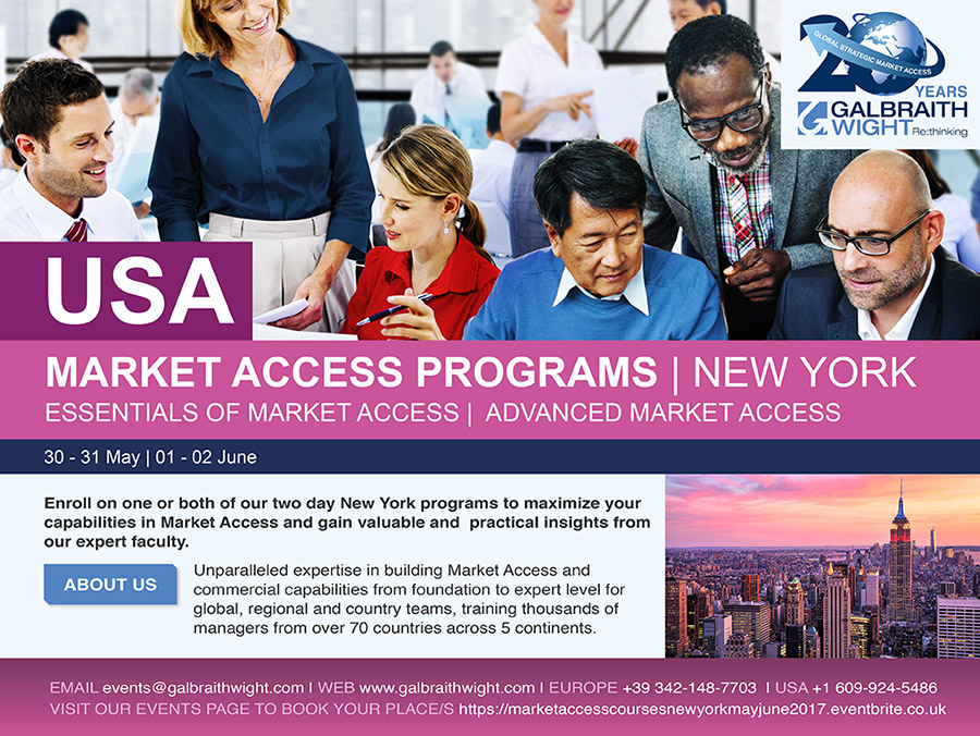 Market Access Programs - New York